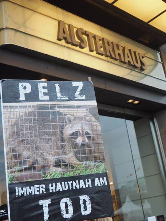 Alsterhaus-Pelz
